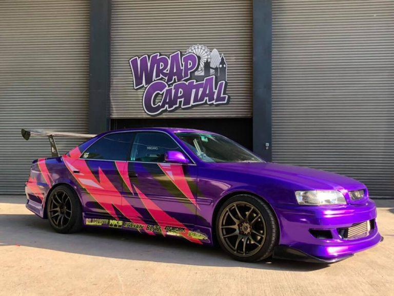 Purple Chaser