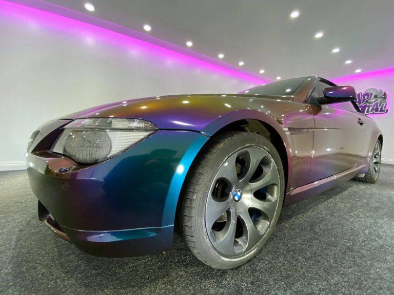 Flip BMW 6 Series
