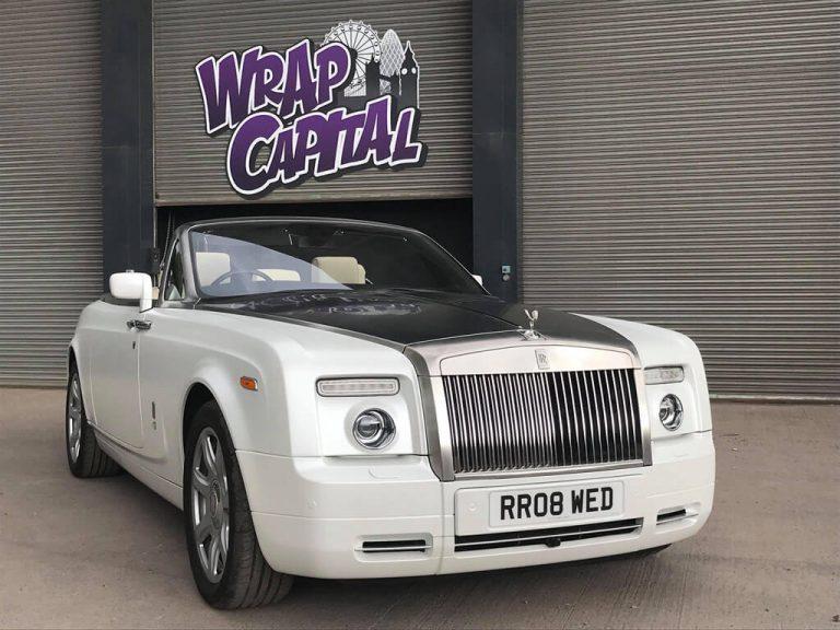 Rolls Royce in Pearl