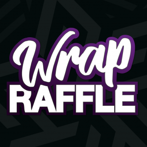 Wrap Raffle Ticket