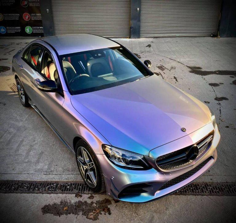 Mercedes C Class Amethyst