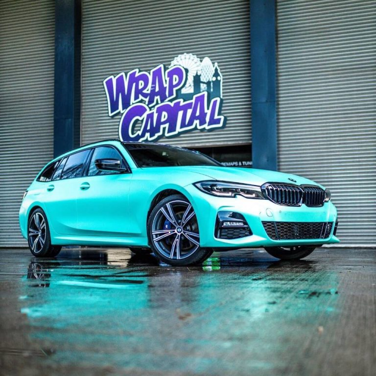 3 Series Satin Caribbean Mint