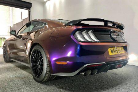 Roaring Thunder Mustang